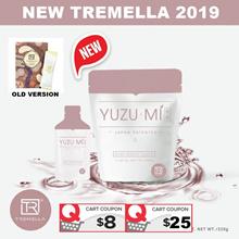 NEW 2019 VERSION! ♥ [BUNDLE OF 4] ♦ NEW UPGRADED [TREMELLA YUZUMI DETOX DRINK] 16 SACHETS