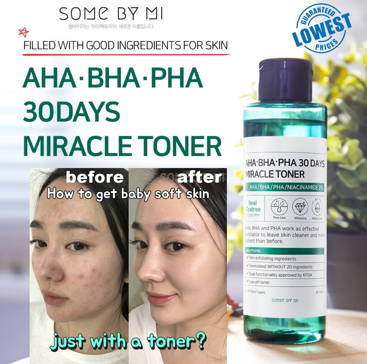Image result for miracle toner