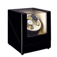 Automatic Watch Winder Box Ultra-silence Battery AC Power Operated