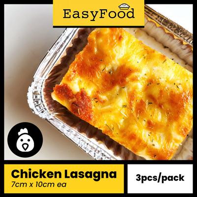 Bundle of 3: Chicken Lasagna(7cm x 10cm)(UP$38.70)