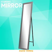 Mirror ★ Standing Mirror ★ Full Length Mirror ★ New Shipment Arrival ★ Assembly Not Required