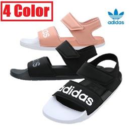 [ADIDAS] ★New arrivals★4 Color Unisex sandals collection / men / women 100%Authentic