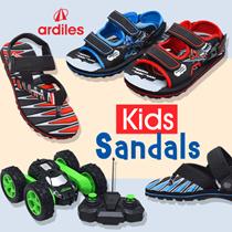 [Ardiles]★★Promo FREE Mainan Mobil ★★ Kids Sandals