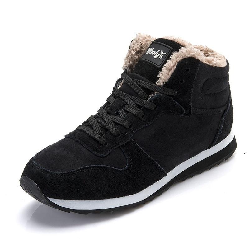 45c42fa02e96 fit to viewer. prev next. store Men Shoes Warm Men Winter Shoes Snow Boots  Men boots Work Shoes Flock safety shoes