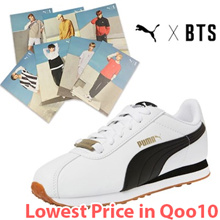 [PUMA X BTS] ♥Get Cart Coupon♥ Lowest Price in Qoo10 SG♥ Buy Get Free Gift/ 防弹少年团 TURIN/100% AUTHENTIC/Sneakers/ BTS bangtan Shoes / Free Shipping / BTS