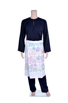 Kamdar Jumaart Mens Baju Melayu Teluk Belanga