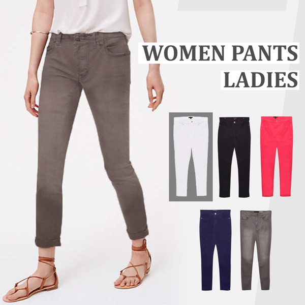 New Collection Woman Pants Ladies/Branded Pants/Long Pants/Jeans Pants Deals for only Rp80.000 instead of Rp80.000