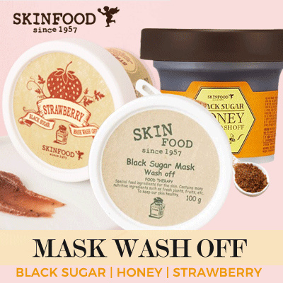 Skin Food Deals for only Rp80.000 instead of Rp80.000