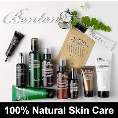? BENTON Skin Care Collection? 100% Natural Deals for only Rp165.000 instead of Rp165.000