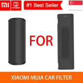 💖LOCAL SELLER💖[Xiaomi Mijia Car Purifier Filter] Air Purifier CADR 60m3/h Purifying - EXPORT SET