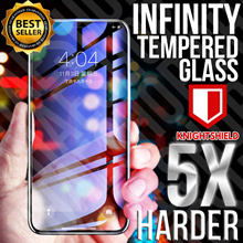 ★5X HARDER★ KnightShield Japan Infinity Glass Screen Protector★Iphone / Samsung / Huawei★