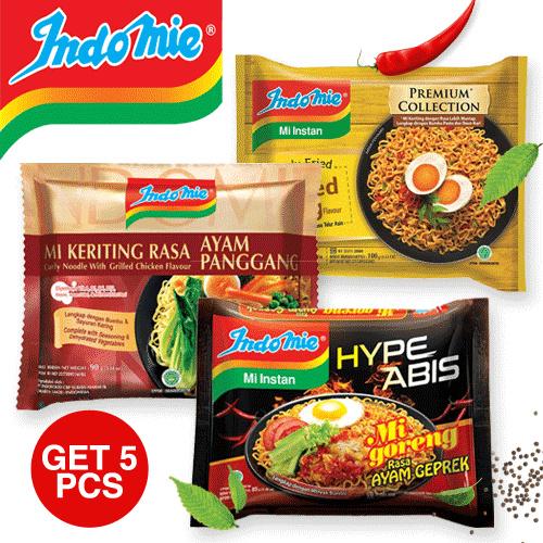 ?NEW ARRIVAL?Get 5 Pcs Mi Goreng Rasa Ayam Geprek Hype abis Indofood geprek pertama di indonesia?