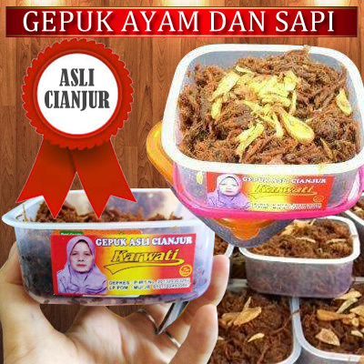 Buy 1 Get 1_Gepuk Ayam dan Sapi Deals for only Rp50.000 instead of Rp50.000