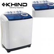 KHIND Semi Auto Washing Machine AIR TURBO (WM1017)