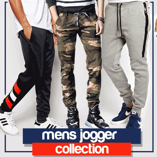 JFashion Men Jogger Collection