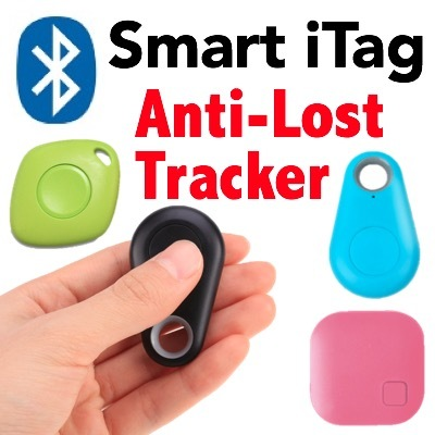Qoo10 smart bluetooth tag mobile devices new smart bluetooth itag anti lost tag tracker finder for ios android fandeluxe Images