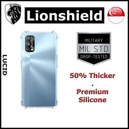 ✸OPPO Reno 5 / Reno 4 Pro / A31 / A8✸ LionShield LUCID Series TPU Case Casing Cover