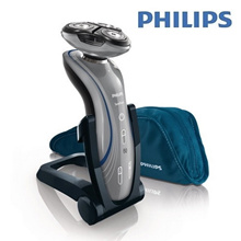 PHILIPS RQ1151 Sensotouch ST2D Men Electric Shaver Wet Dry with Aquatec Soft touch for a smooth shave. Dual Precision GyroFlex 2D system