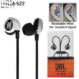 Handsfree JBL / Nike Kawat A-522 JBL Handsfree / Nike Wire A-522 SJ0001 k010