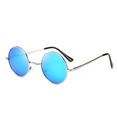 801285e377 Men Fashion Polarized Sunglasses Retro Vintage Metal Frame Driving Round  Sun Glasses Summer Outdoor