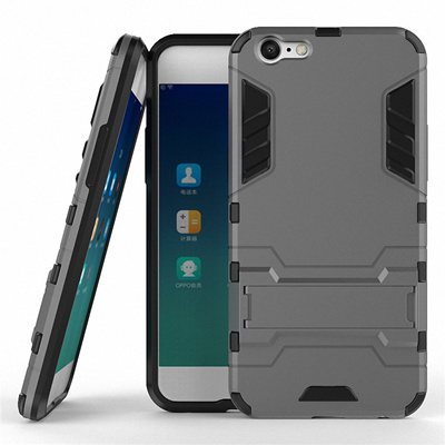 on sale 9fdb6 d67f5 for Oppo A57 for Oppo A71 2018 Shockproof Hard Phone Case for Oppo F5 for  Oppo F5 youth Combo Armor