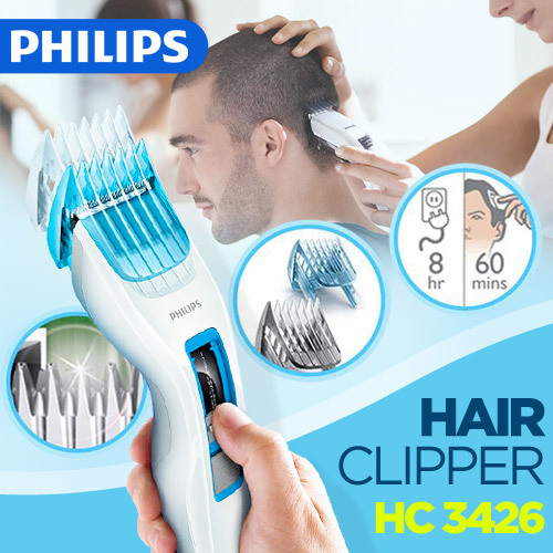 Hair Clipper Philips HC 3426 Deals for only Rp449.000 instead of Rp449.000