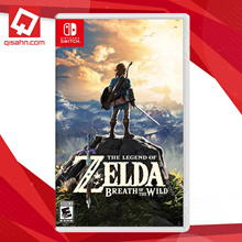[Switch] The Legend of Zelda: Breath of the Wild