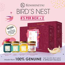 [NEW LAUNCH]🌺PERFECT GIFT🌺Kinohimitsu Floral Birds Nest 8sx2-Reddates JasmineChrysanthemumButterfl