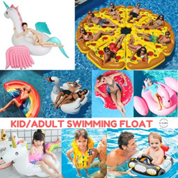 [SG CHEAPEST] Exclusive design Inflatable pool party floats and children swimming floats and pumps!