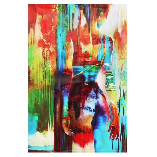 Qoo10 Canvas Prints Woman Body Art Abstract Painting Pictures Home Room Deco Sports Equipment