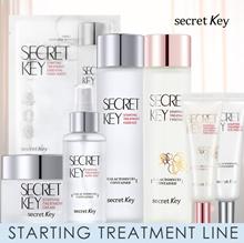 ❤SECRETKEY STARTING TREATMENT LINE❤ Galactomy essence/Eye cream/Cream/Mist/Mask pack