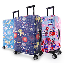 Luggage Cover Protector Travel Suitcase Standard Handle