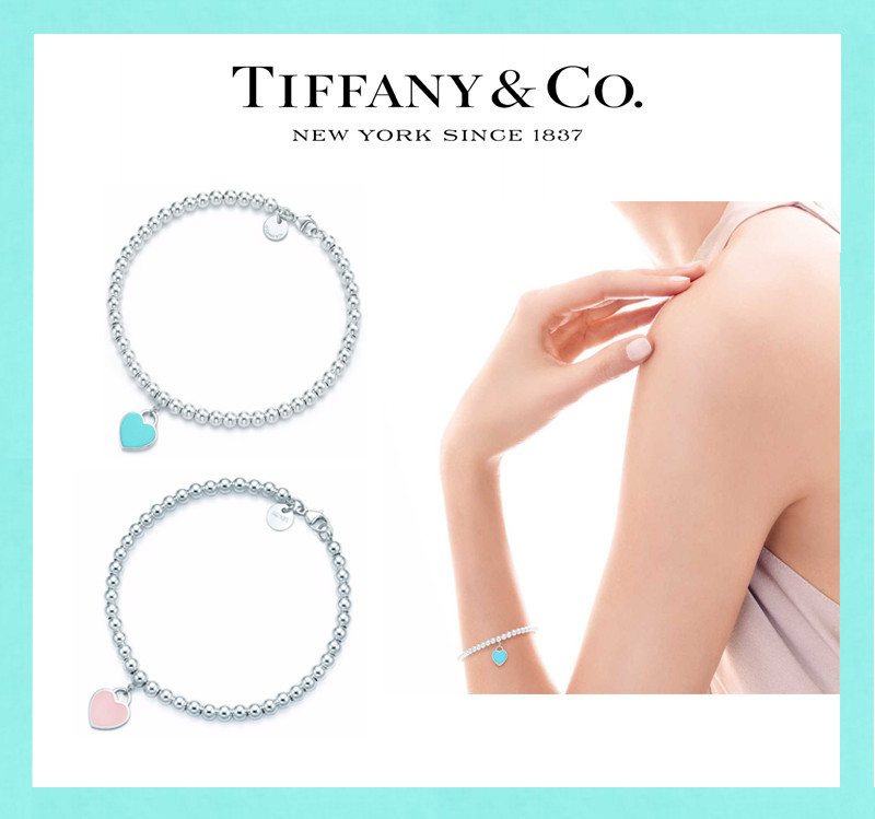 Tiffany Return To Bead Bracelet