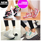 NEW COLLECTION-FREE SHIPPING | WOMEN SPORTY SHOES | FOR  TRENDY | CASUAL AND ACTIVE WOMEN