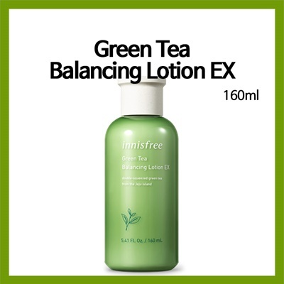 Green tea balancing lotion