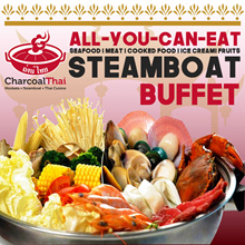 STEAMBOAT AT VIVOCITY $13.90 nett For All-You-Can-Eat Steamboat Buffet Lunch! Dinner Option Avail