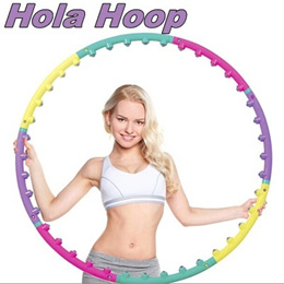 Lose Weight Sport Magnetic Massage Magnet Fitness Hula Hoop