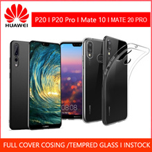 💋Hot stuff💋Huawei P20 Lite Mate 10 20 Pro nova 2i 3 3i 3s plus honor 10 10lite Case tempered glass