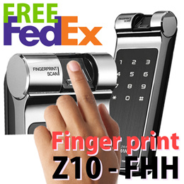 [ 2015 Brand New ]GATEMAN iRevo SMART DOORLOCK Fingerprint Keypad Anti-Fire Z10-FHH