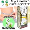 Buy 2 get 1 Free EXOTICO Green Coffee Free shipping Jabodetabek