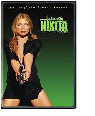Qoo10 - La Femme Nikita: Season 4 : CD & DVD