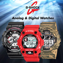 [CreationWatches] CASIO GENUINE|CASIO G-SHOCK SERIES MENS WATCHES|Top Sellers|Free Shipping