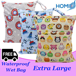 Wetbags★01/12/2019 updated★ Baby waterproof diaper wet bag / swimming bag