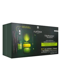 Furterer Triphasic Progressive Anti-Hair Loss Ritual Progressive Anti-Hair Loss Treatment 8 x 5.5ml
