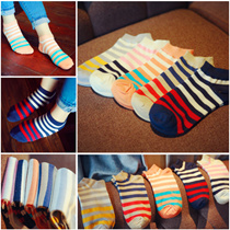 ✈10 In 1 Shipment✈ Korean Fashion Short 50 Colours Socks **READY STOCK**