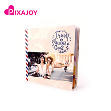 [Free WM Delivery] Pixajoy Softcover 8 x 8 Square Photobook 40 Pages