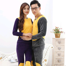 BRAND Premium Quality Winter womens mens Thermal Inner Wear Shirt + Pants Withstand minus -25 degree