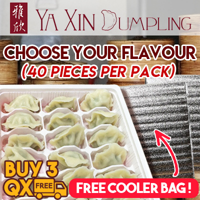 Ya Xin Dumpling 40 pcs/pack Deals for only S$18 instead of S$0
