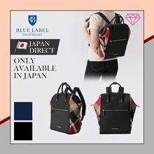 (Blue label crestbridge) Check Nylon Bagpack / NEW / 2020 / Japan direct / now on sale