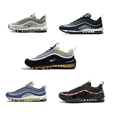 281dc5fc99 Qoo10 - NIKE AIR MAX 97 OG SZ 85 BLACK WHITE WOLF NOCTURNAL ANIMAL PACK  921826 001 Search Results : (Q·Ranking): Items now on sale at qoo10.sg